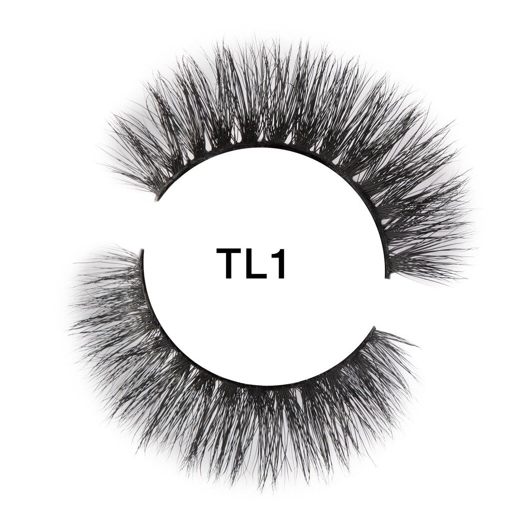 3D Luxury Mink TL1 Tatti Lashes