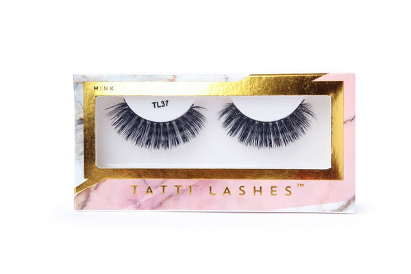 3D Luxury Mink TL37 Tatti Lashes