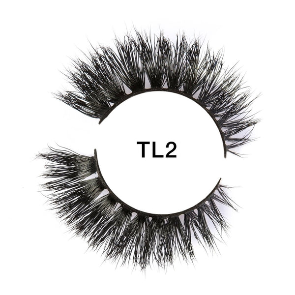 3D Luxury Mink TL2 Tatti Lashes