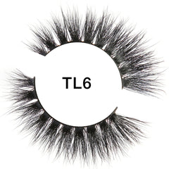 3D Luxury Mink TL6 Tatti Lashes