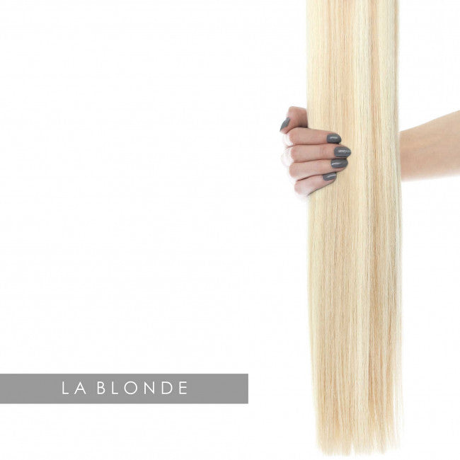 "22"" Celebrity Choice -Weft Hair Extensions - LA Blonde 613/24"