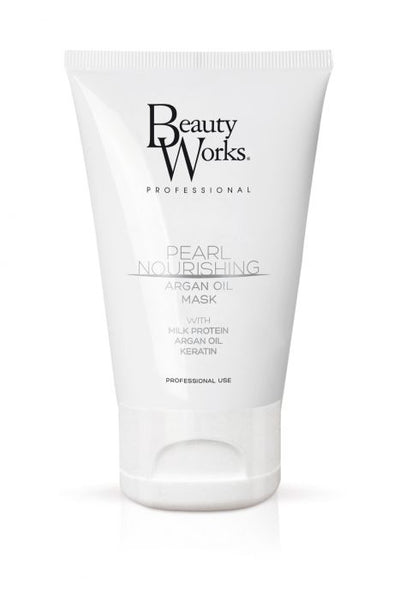 Beauty Works Pearl Nourishing Argan Oil Mask 50ml