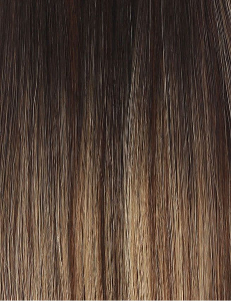 Beauty Works Celebrity Choice - Weft Hair Extensions - Mocha Melt