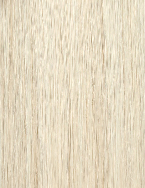 "22"" Celebrity Choice - Weft Hair Extensions - Pure Platinum 60a"