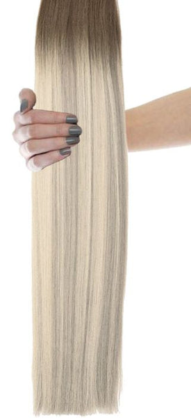 Beauty Works Celebrity Choice - Weft Hair Extensions - Scandinavian Blonde