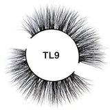 3D Luxury mink TL9 Tatti Lashes
