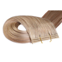 Beauty Works Celebrity Choice - Weft Hair Extensions - Hot Toffee 4
