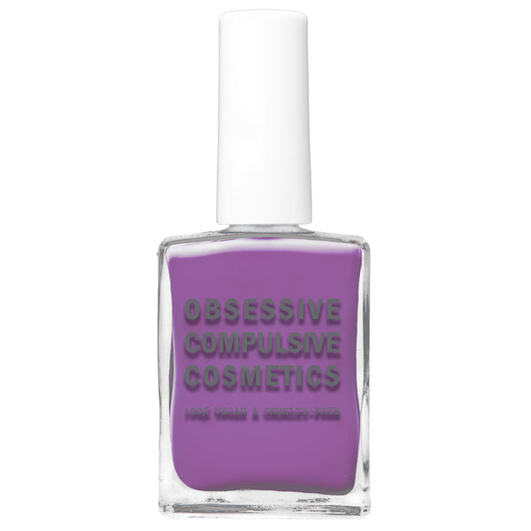 PANSY- Opaque creme violet