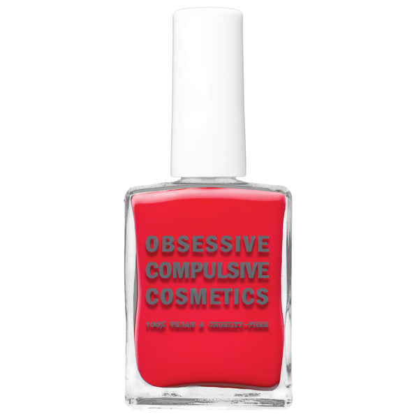 RADIATE- Opaque demi-matte UV red