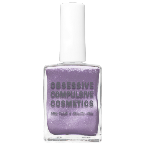 ELECTRIC SHEEP- Dreamy lavender with metallic silver shimmer