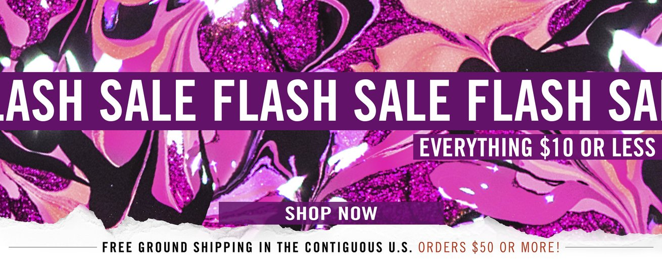 OCC Spring Cleaning Sale - 25% OFF! No Code Necessary!