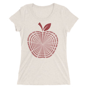 Fruit of the Spirit (Apple) T-shirt