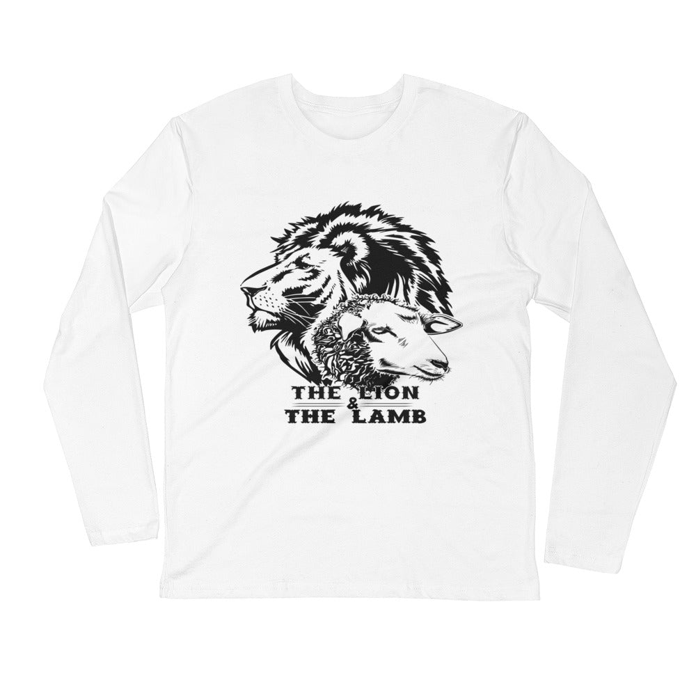 Lion and The Lamb Long Sleeve