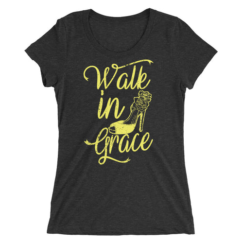 Walk in Grace - T Shirt