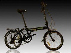 Folding Bike - Aluminium Frame