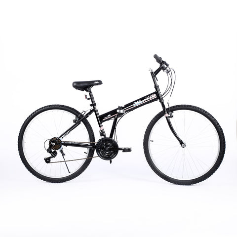 "ZOYO - 26"" 21 Speed Steel Folding Bike"