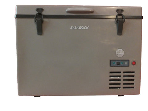 45 QT 12V DC Portable Freezer Fridge Combo