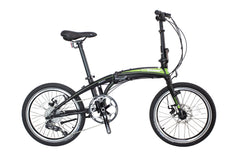 "Dash - SOLOROCK 20"" 30 Speed Aluminum Folding Bike"