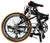 "Flash - SOLOROCK 20"" 18 Speed Aluminum Folding Bike"