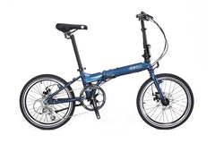 "Hunter Pro - SOLOROCK 20"" 10 Speed Shimano Tiagra Aluminum Folding Bike"