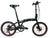 "Wonder 10 SP - SoloRock 20"" 10 Speed Aluminum Folding Bike"