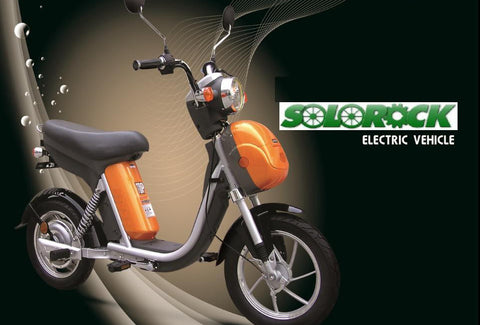 Morning Star Deluxe - SOLOROCK Ebike