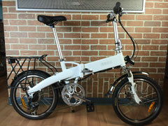 "Bay St. Cruiser 2017 - SOLOROCK 20"" Folding eBike"