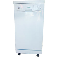 "18"" Portable Dishwasher - White"