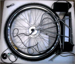 Li-Ion Battery eBike Conversion Kit - Type B Rear Wheel 20""