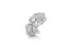 The Beginning White Gold Diamonds Ring TBG-R05