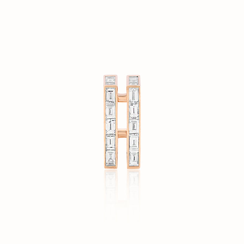 JASMIN Diamond Ear Cuff  MDL-SOS EC-10