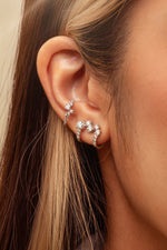 JASMIN Diamond Ear Cuff MDL EC-01