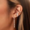 The Facet Earrings TF-E24