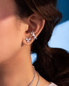 JASMIN Diamond Ear Cuff  MDL-SOS EC-11