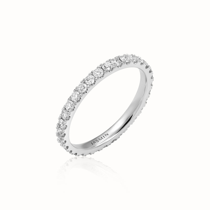 J-Eternity Wedding Band
