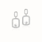 Kukicha Akoya Pearl Diamonds Earrings KKC-E05