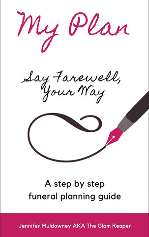 Say Farewell Your Way Funeral Planner