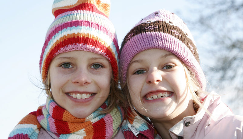 The Best Ways To Keep Your Kids Warm This Winter