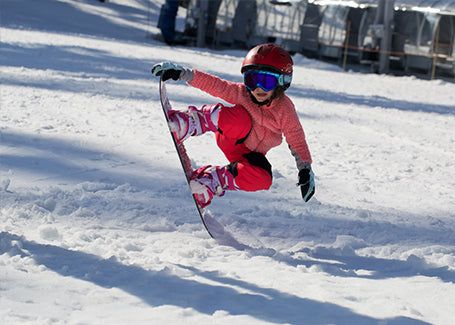 Top Ten Clothing Tips for Kids Skiing