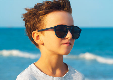 Why you should be buying sunglasses for your kids?