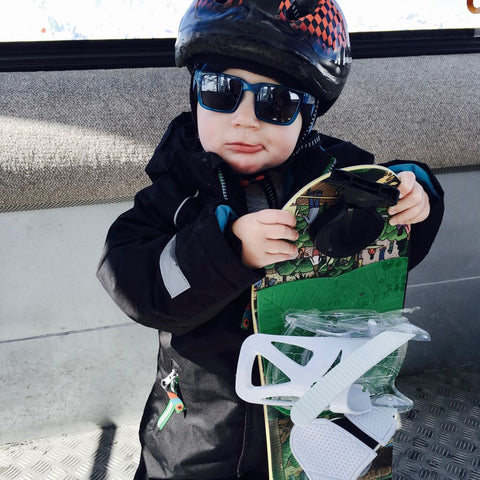 snowboard protection for kids