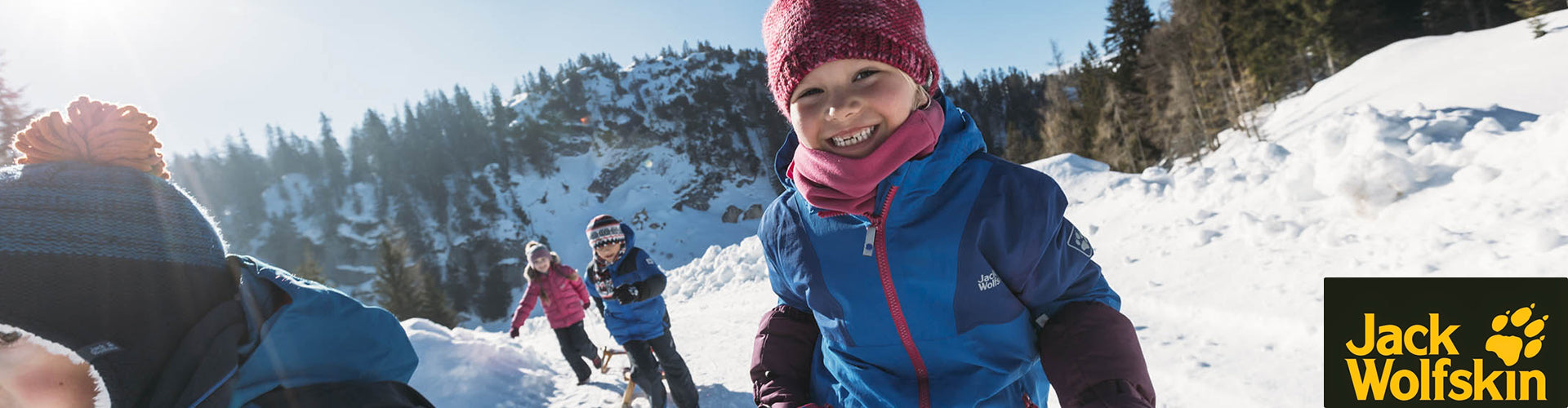 Jack Wolfskin Kids Clothing