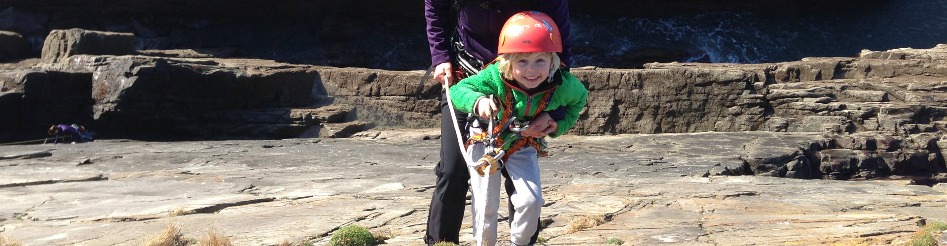 Kids Climbing Harnesses