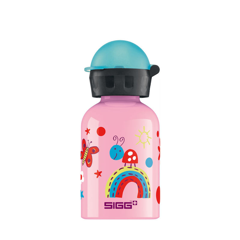 Sigg Kids Water Bottle 0.3L (Funny Insects)-Little Adventure Shop
