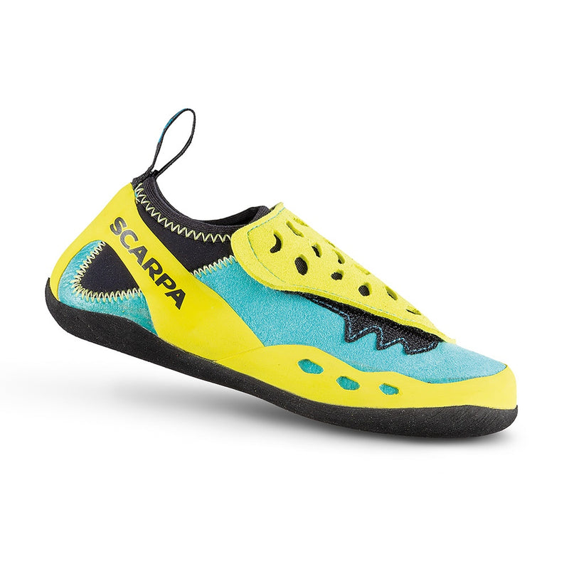 Scarpa Piki Junior Kids Climbing Shoe-Little Adventure Shop