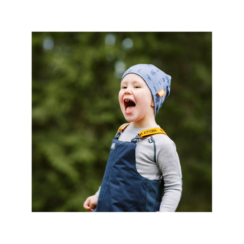 Helly Hansen Kids Rider 2 Insulated Bibs (Navy)-Little Adventure Shop