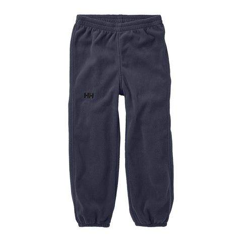 Helly Hansen Kids Daybreaker Fleece Trousers (Navy)-Little Adventure Shop