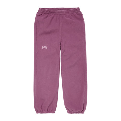 Helly Hansen Kids Daybreaker Fleece Trousers (Magenta)-Little Adventure Shop