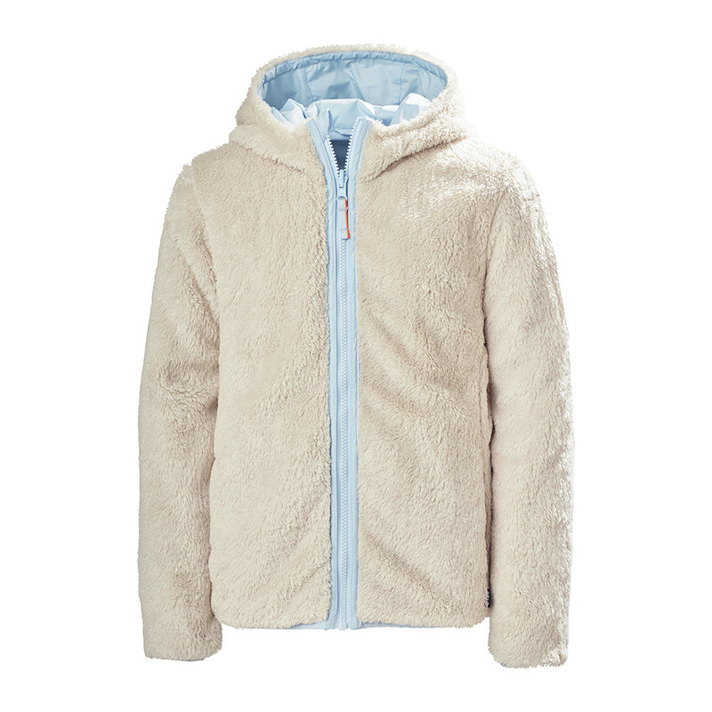 Helly Hansen Junior Champ Reversible Jacket (Ice Blue)-Little Adventure Shop
