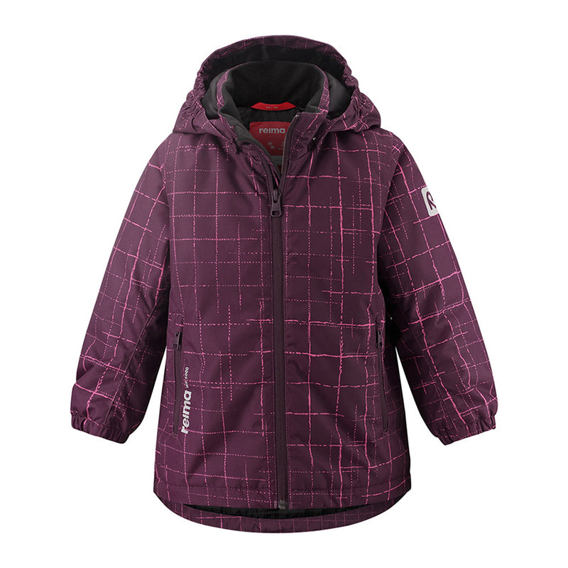 Reima Nuotio Winter Jacket (Deep Purple)-Little Adventure Shop